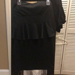 Black little dress never worn